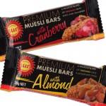 Premium Muesli & Sesame Snacks