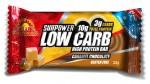SunPower 32g Low Carb Caramel Choc